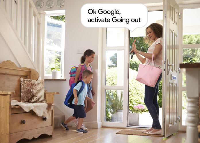 Delta Dore Google Assistent 1