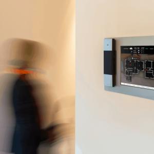 WaltHuis Domotica alarm touchscreen BBHome