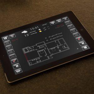 iPad Keuken Alarm2 zoom